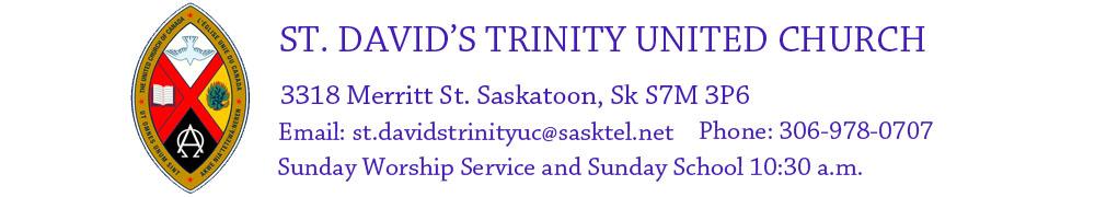 St. David's Trinity United Church